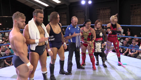 Matches That Defined 2017: The Final, Chikara King of Trios