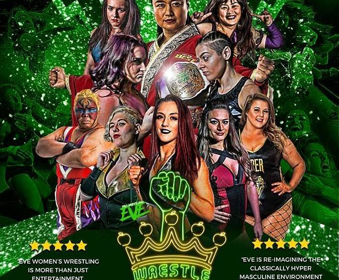 Preview: Pro Wrestling: EVE – Wrestle Queendom