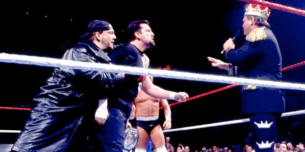 Styles Clash: Wrestling Without Ideologies, and the Homogenisation of Pro-Wrestling