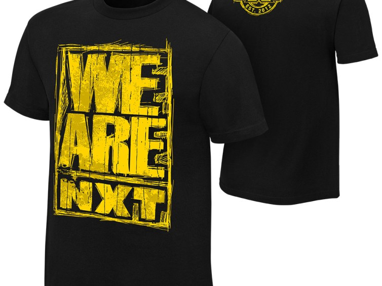 What Is NXT?  A Black and Yellow Identity Crisis