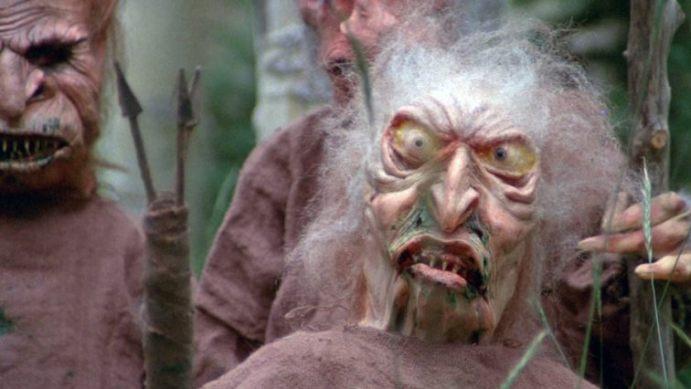 The goofy goblin from Troll 2