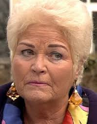 Pat Butcher from Eastenders
