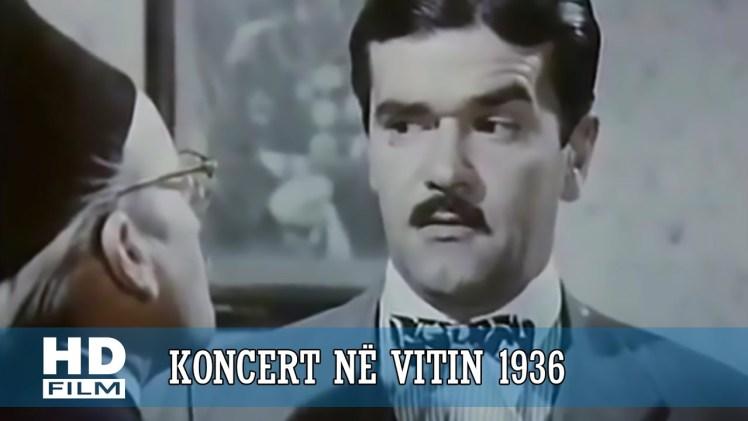 Koncert Në Vitin 1936