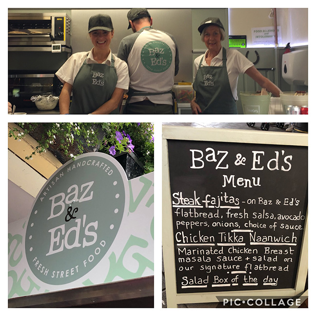 Baz and Ed's