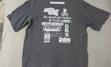 【デザインかっこいいTシャツ】音楽と髭達(おんがくとひげたち)