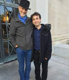 Iman Habibi and John Luther Adams