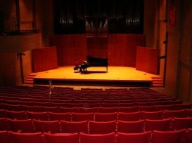 Roy Barnett Recital Hall, UBC