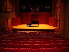 Roy Barnett Recital Hall, UBC