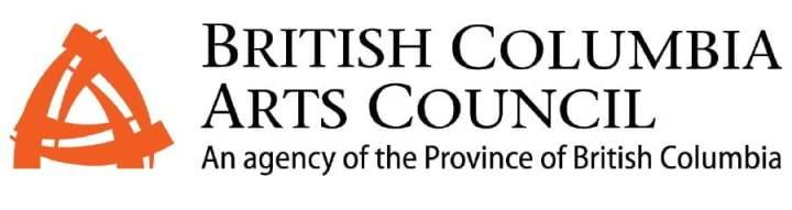 BC Arts Council Official Logo