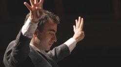 Conducting - Photo by Steve Dagg
