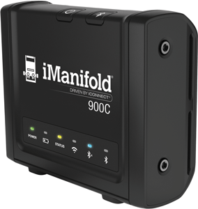 "iManifold 900C Intelligent Hub (previously named ""iConnect"") Portable Measurement System 900C"