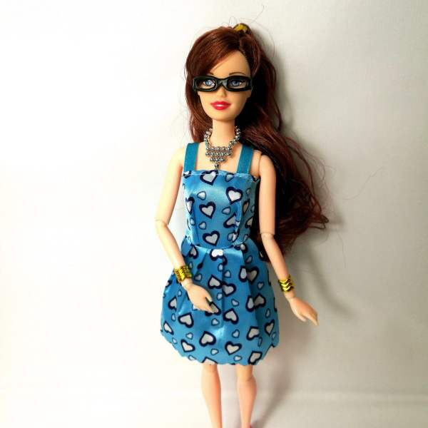 Mermaid Doll Dress and Accessories Toys 13