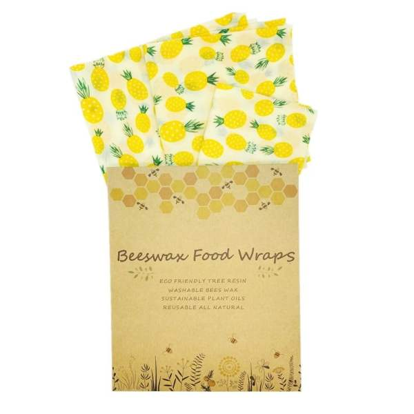 Beeswax Wrap for Food Kitchen 5