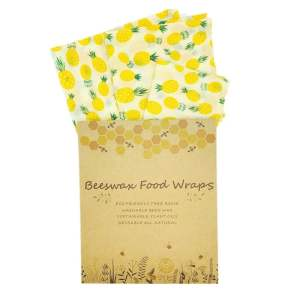 Beeswax Wrap for Food Kitchen 14