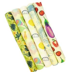 Beeswax Wrap for Food Kitchen 15