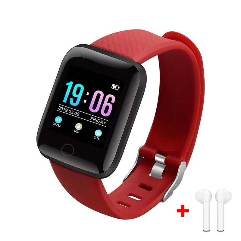 Smart Watch Fitness Tracker with Heart Rate Monitor Smart Electronics Products