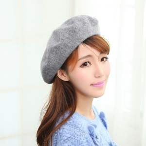 Beret Hat French Cap Women's Clothing & Accessories 17
