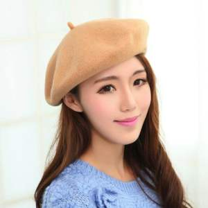 Beret Hat French Cap Women's Clothing & Accessories 24