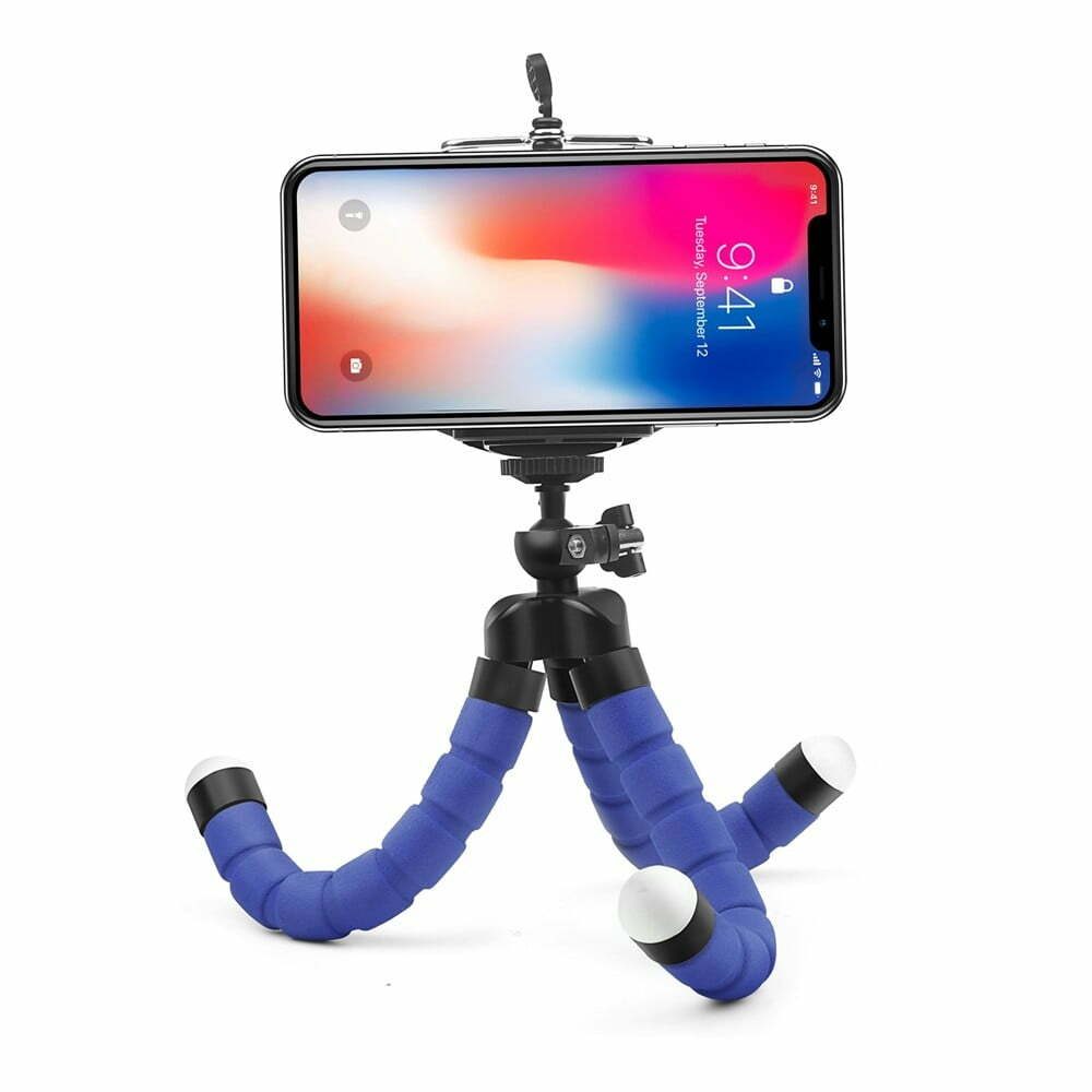 Mini Multimedia Photography Tripod for Light Weight and Flexibility Consumer Electronics 3