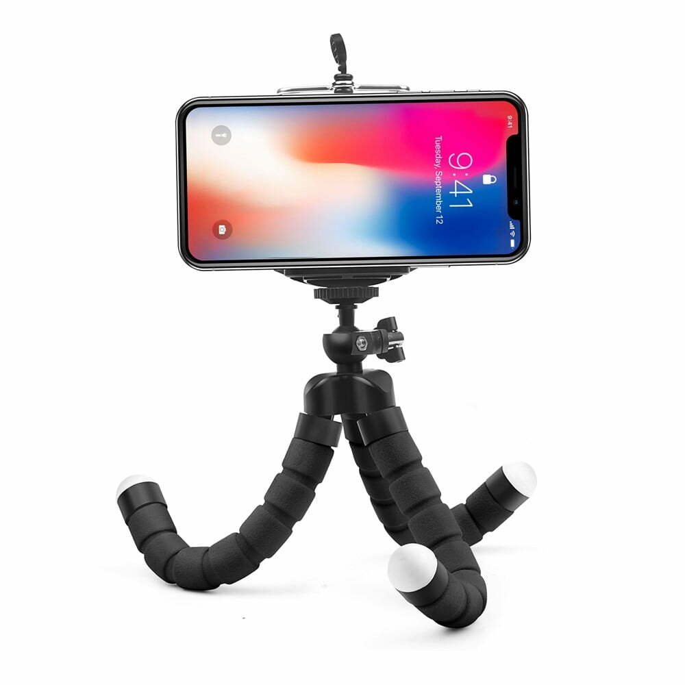 Mini Multimedia Photography Tripod for Light Weight and Flexibility Consumer Electronics 6