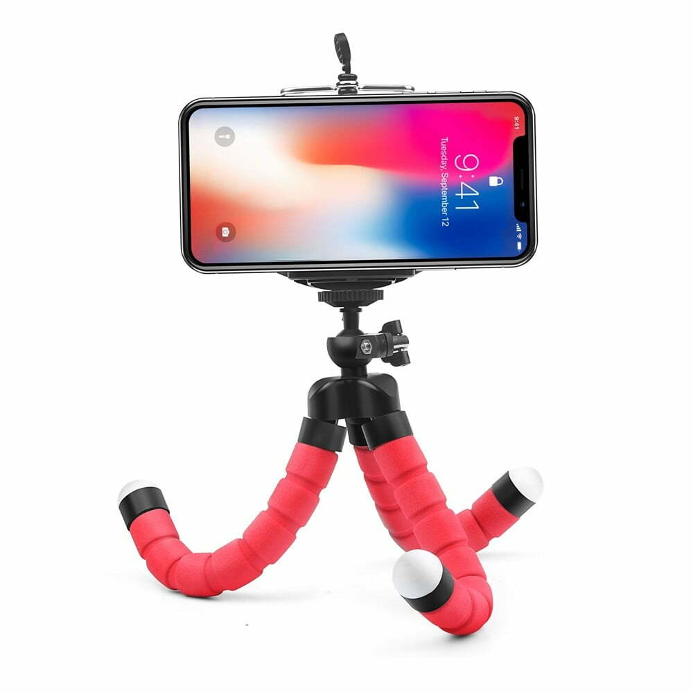 Mini Multimedia Photography Tripod for Light Weight and Flexibility Consumer Electronics 8