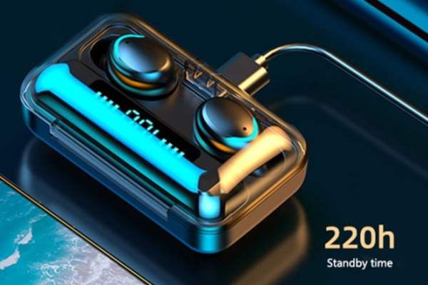 Latest Trendy Bluetooth Earphones with 9D HiFi Sound Effect Consumer Electronics 4