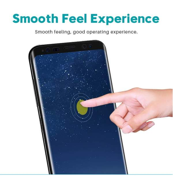 9D Tempered Glass Screen Protector for Samsung Smartphone 14