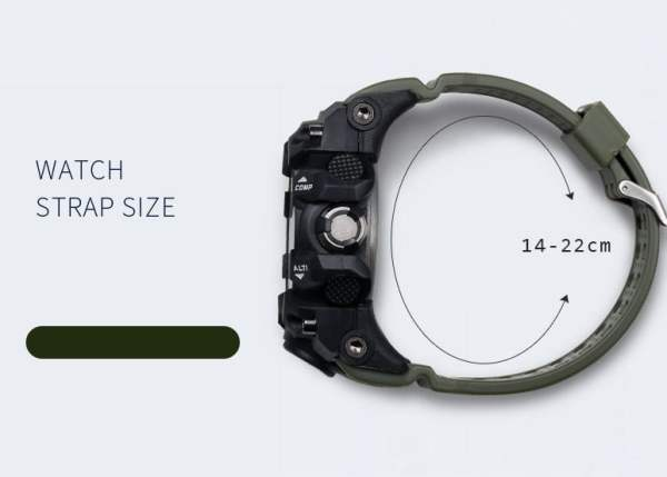 Military Sports Watch Watches 7