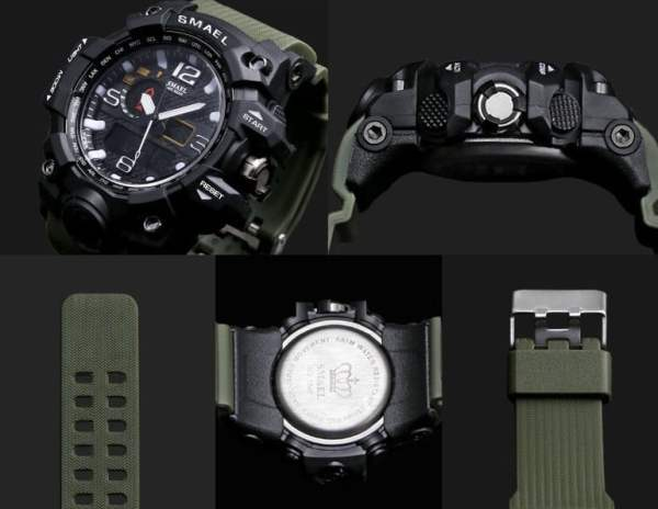 Military Sports Watch Watches 8