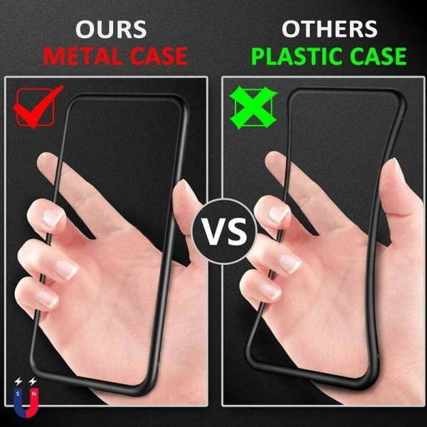Ultimate Magnetic iPhone Case Magnetic Phone Case Smartphone 5