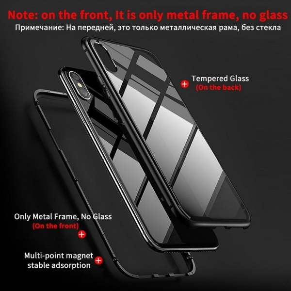 Ultimate Magnetic iPhone Case Magnetic Phone Case Smartphone 3