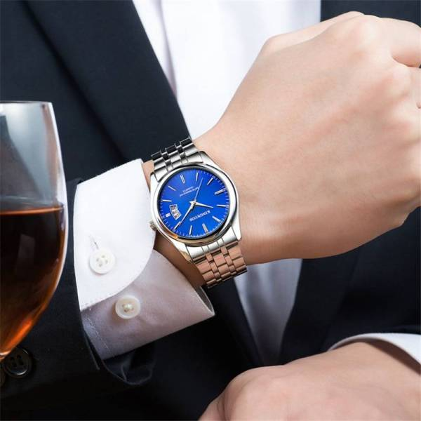 Authentic Mens Watches Waterproof Watches 4