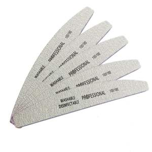 Professional Washable Nail Files for Good Looking Nails Beauty & Health 11