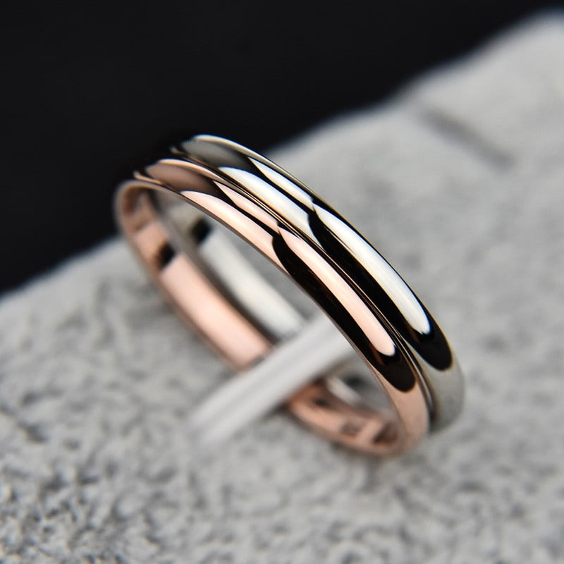 Engagement Rings for Women Simple Rings Women Jewelry 4