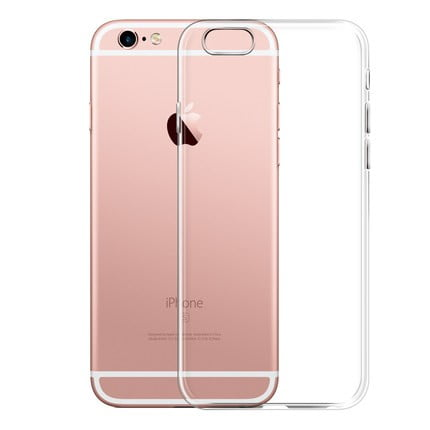 Classic Protective Transparent Soft Silicone Case for iPhone Phone Cases & Bags 2
