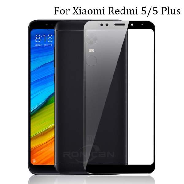 Full Cover White and Black Protective Film for Xiaomi Mobile Phone Accessories 6