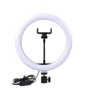 Dimmable LED Selfie Ring Light Mobile Phone Accessories 2