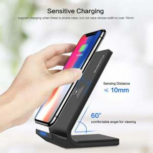 Universal Fast Wireless Phone Charger Mobile Phone Accessories 11
