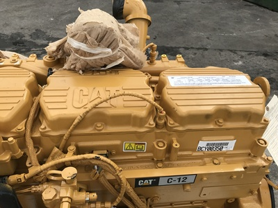 2008 Cat C12 Truck Engine For Sale 1123