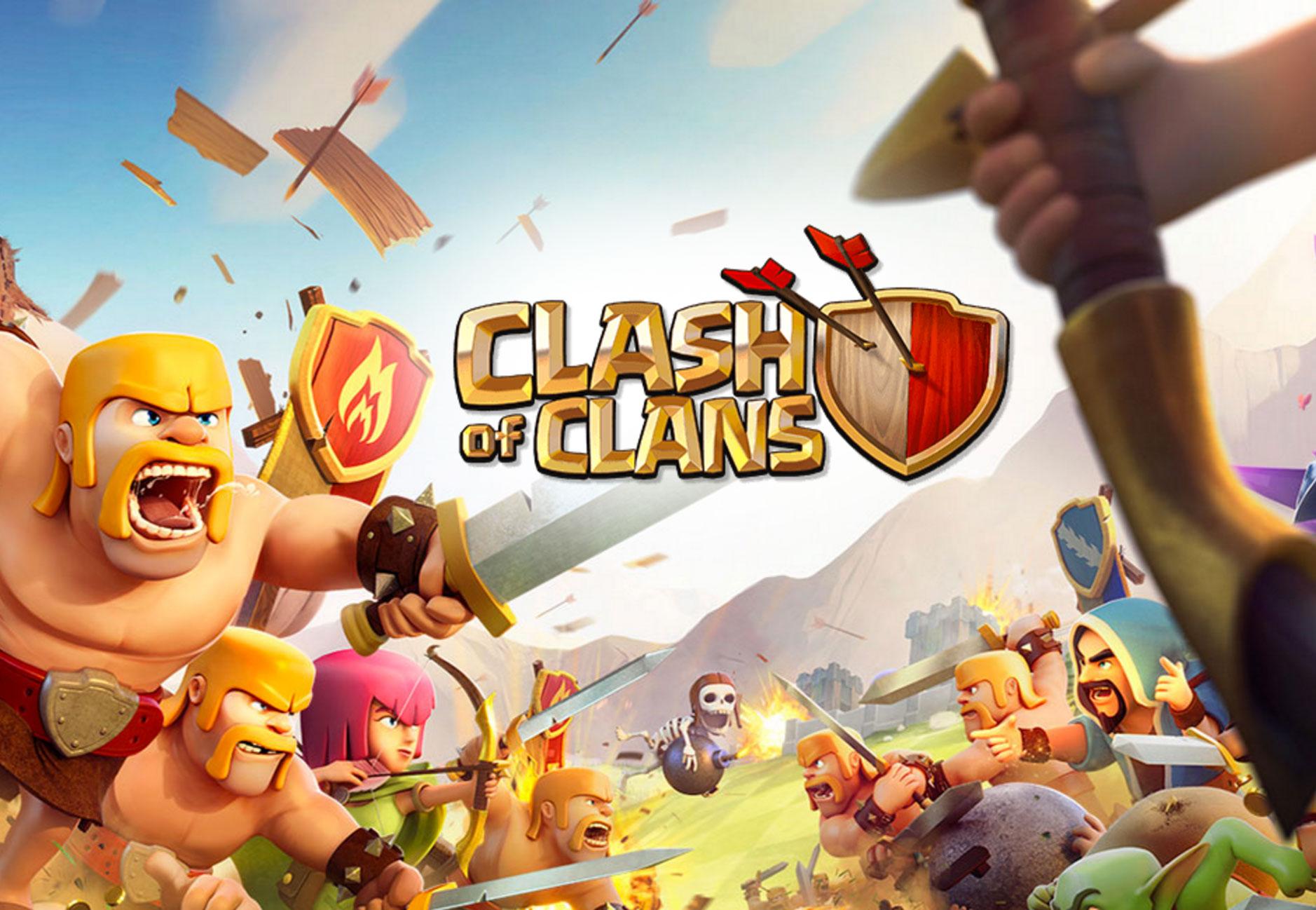 Daftar Akun Clash Of Clans Gratis Terbaru 2020