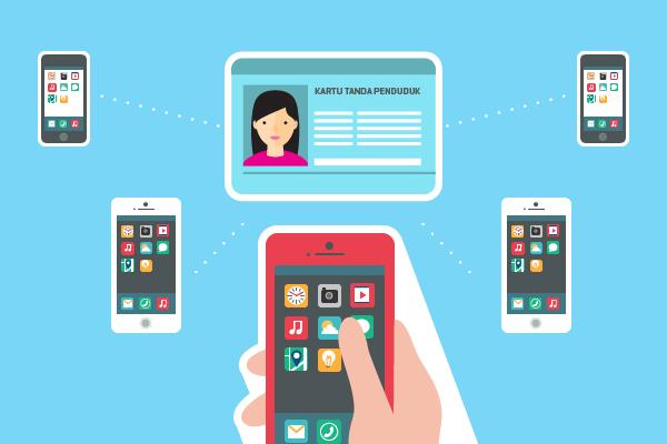 Cara Merubah Data E KTP secara online