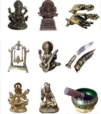 metal crafts | statue