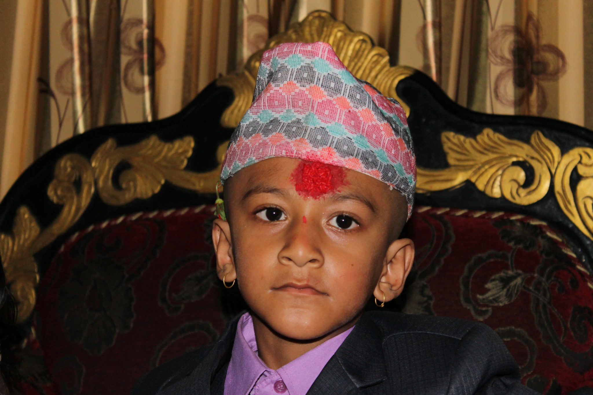 Dhaka Topi | Nepali Hat