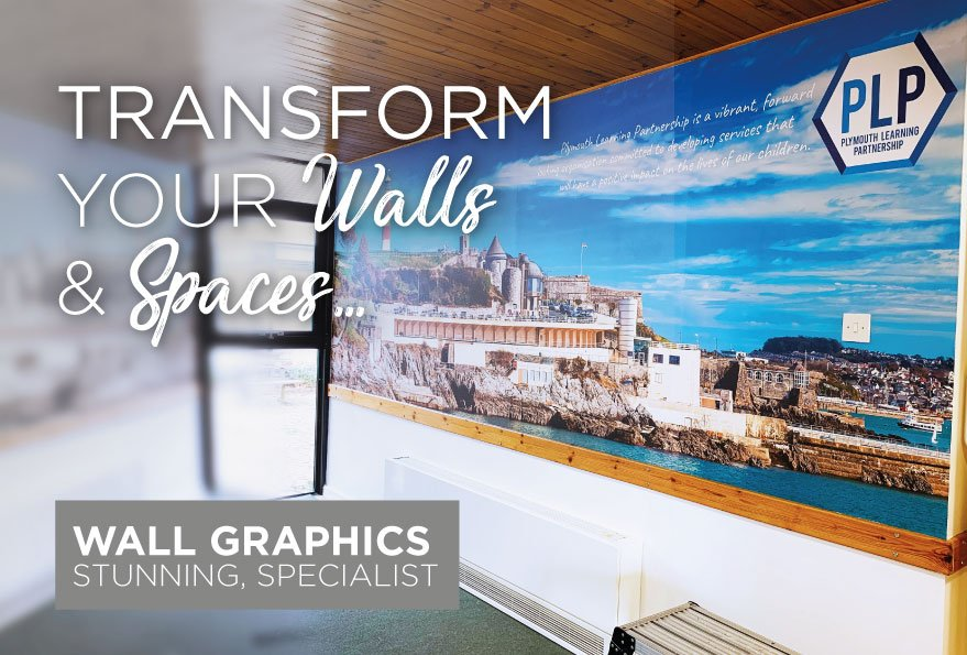 Wall Graphics & Decals UK