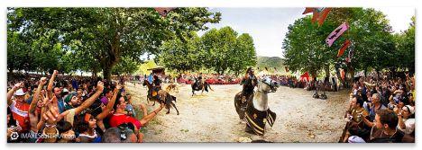 Festa dá  Istoria de Ribadavia, Comprar fotografa Festas de Galicia  Istoria de Ribadavia Agosto Verán Medieval Decoración
