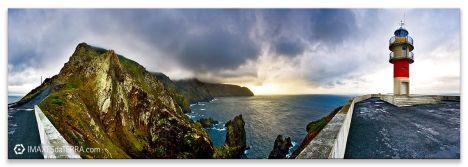 Comprar fotografía Faros de Galicia Faro de Cabo Ortegal Acantilados da Herbeira Naturaleza Decoración Paisajes