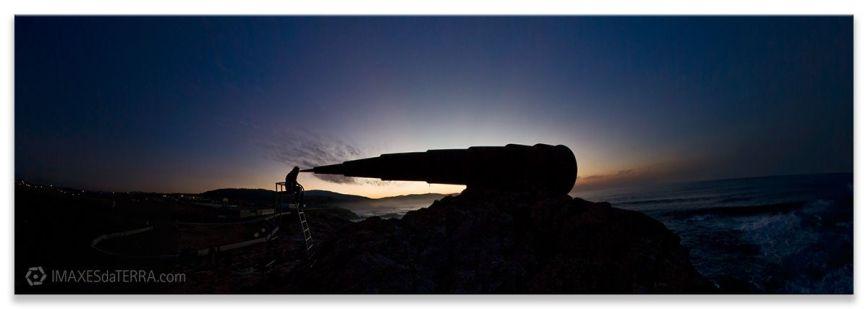 O Mirón Comprar fotografía de Galicia O Mirón Coruña Arteixo Crepúsculo Decoración naturaleza