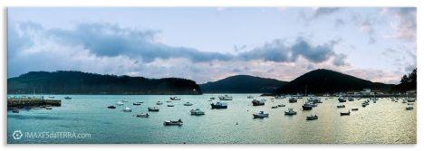Comprar fotografía de Galicia Ría de Cedeira Paisaje Decoración naturaleza