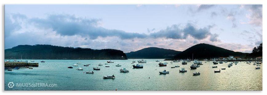 Ría de Cedeira, Comprar fotografía de Galicia Ría de Cedeira Paisaje Decoración naturaleza