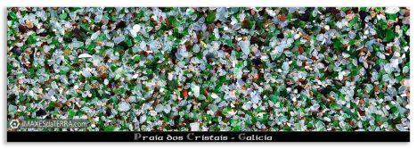 Comprar fotografía de Galicia Praia dos Cristales Paisaje Gallegos Decoración naturaleza